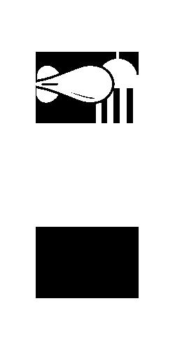 Diseño de logotipo para empresa Globos Gafa